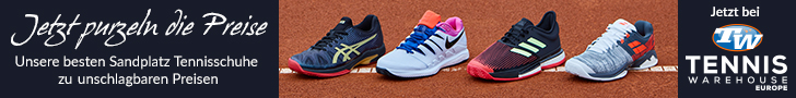 Tennis Warehouse Europe - Sandplatzschuhe