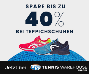 Tennis Warehouse Europe - Carpet Shoes