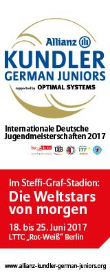German Juniors 2017