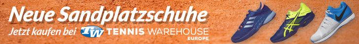 Tennis Warehouse - Schuhe 4/2017