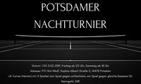 Potsdamer Nachtturnier 2019