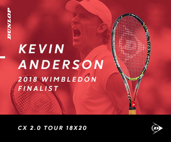 Dunlop Kevin Anderson