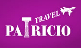 patricio travel logo